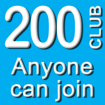 200 Club Anyone can join