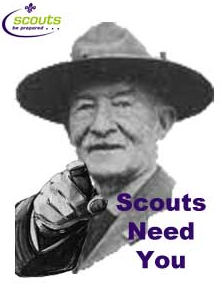 scouts need you